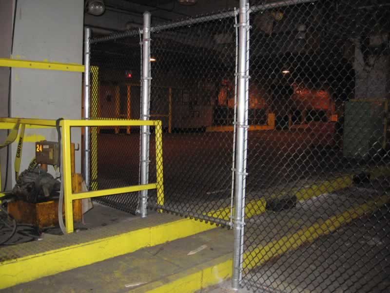 Indoor Parking Garage Yaboo Fence Company