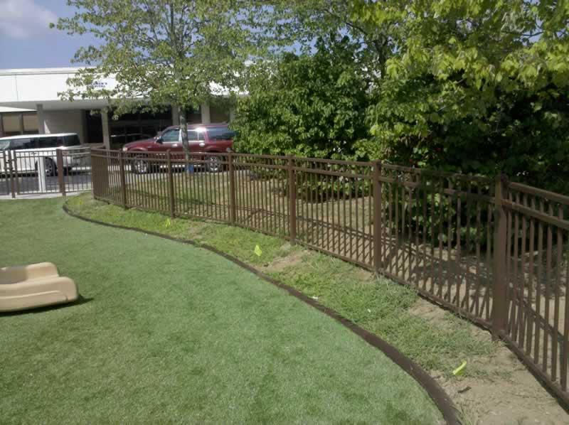 Blythsdale Children S Hospital Yaboo Fence Company
