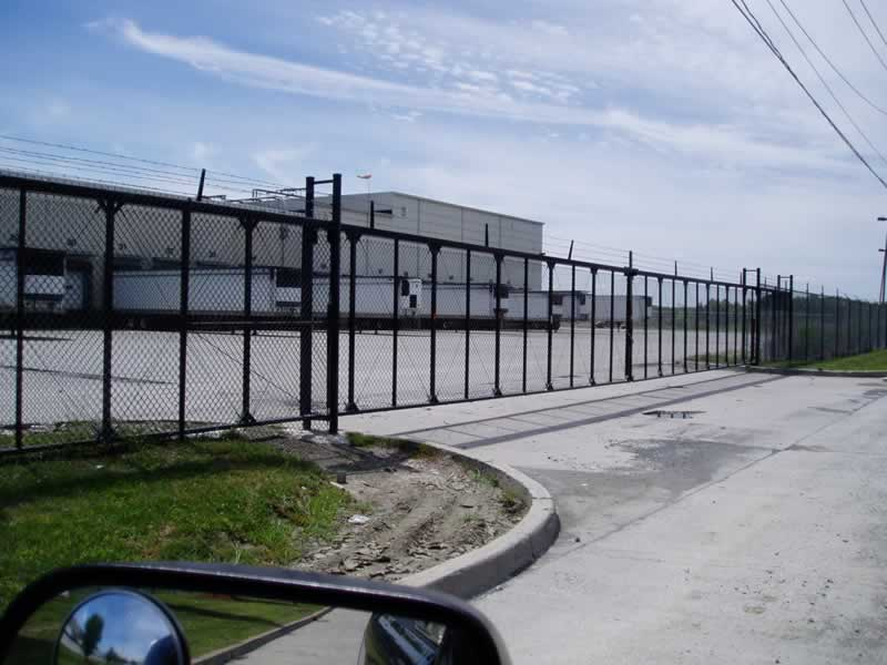 Commercial Fencing Yaboo Fence Company