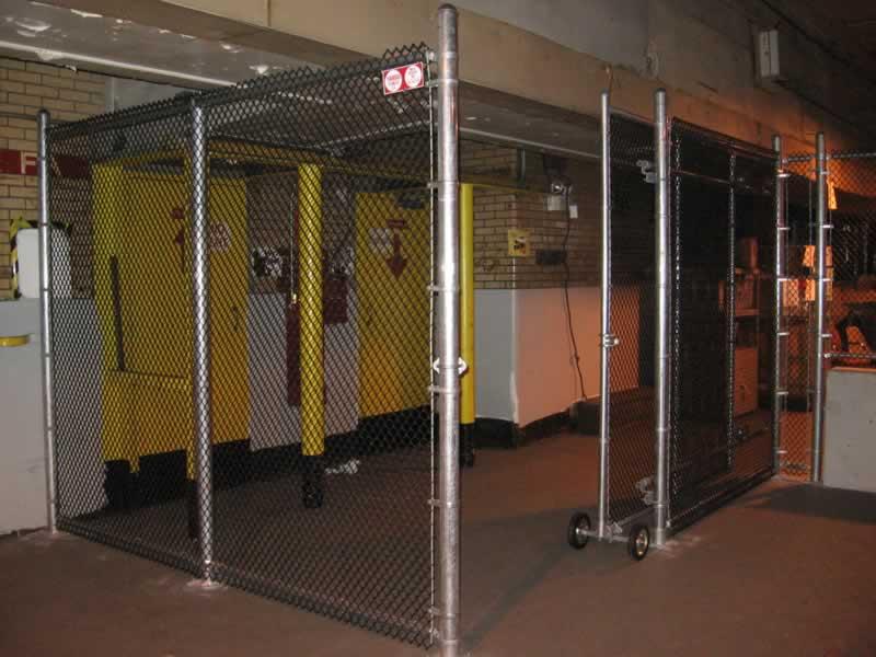 Indoor Parking Garage Yaboo Fence Company